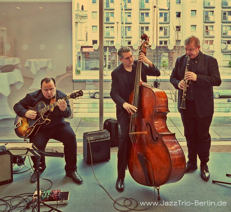Jazztrio Jazzband Hochzeitsband