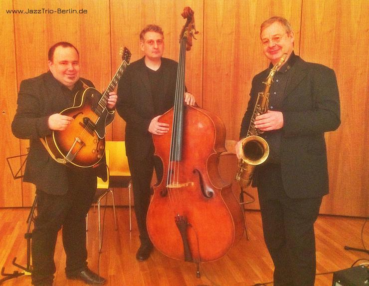 Bild 3: Jazztrio Jazzband Hochzeitsband