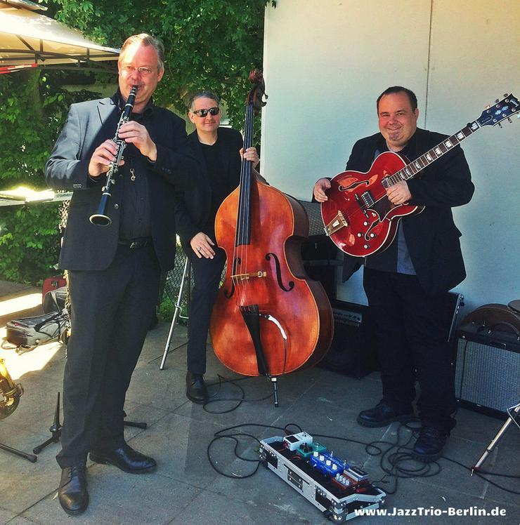 Bild 5: Jazztrio Jazzband Hochzeitsband
