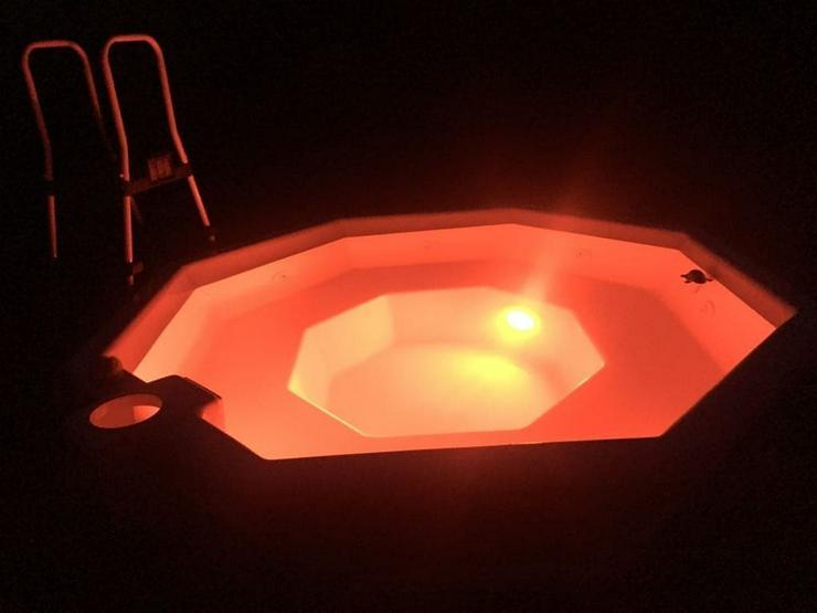Bild 6: Pool, Terrasse / Garten Badewanne + Zubehör