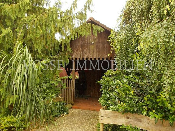 Bild 6: Resthof mit Stallungen und aktive, gut gehende Baumschule