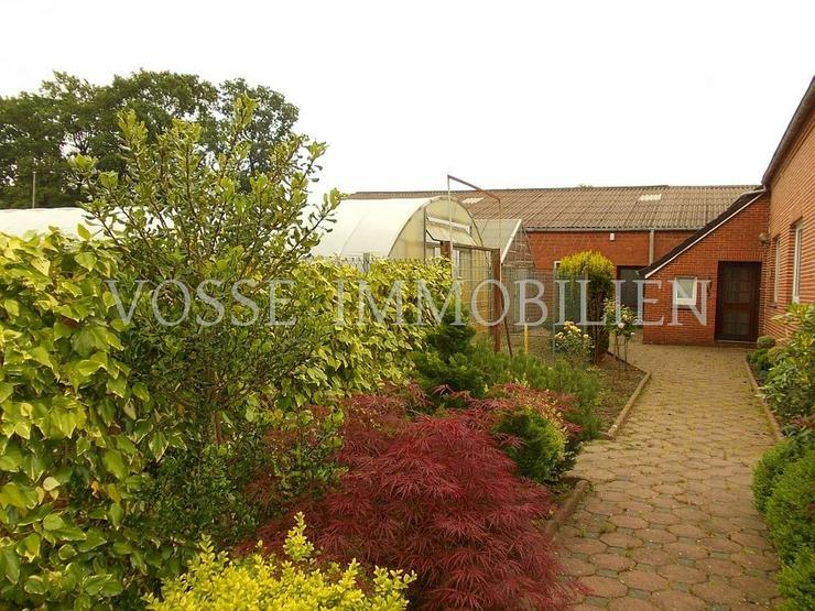 Bild 5: Resthof mit Stallungen und aktive, gut gehende Baumschule