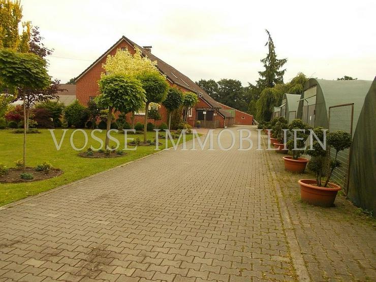 Bild 4: Resthof mit Stallungen und aktive, gut gehende Baumschule