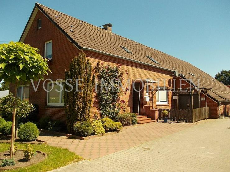 Resthof mit Stallungen und aktive, gut gehende Baumschule - Haus kaufen - Bild 1
