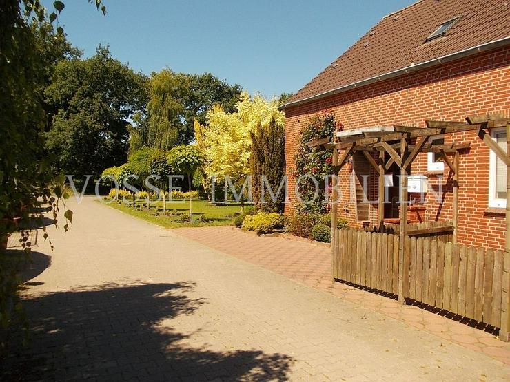 Bild 2: Resthof mit Stallungen und aktive, gut gehende Baumschule