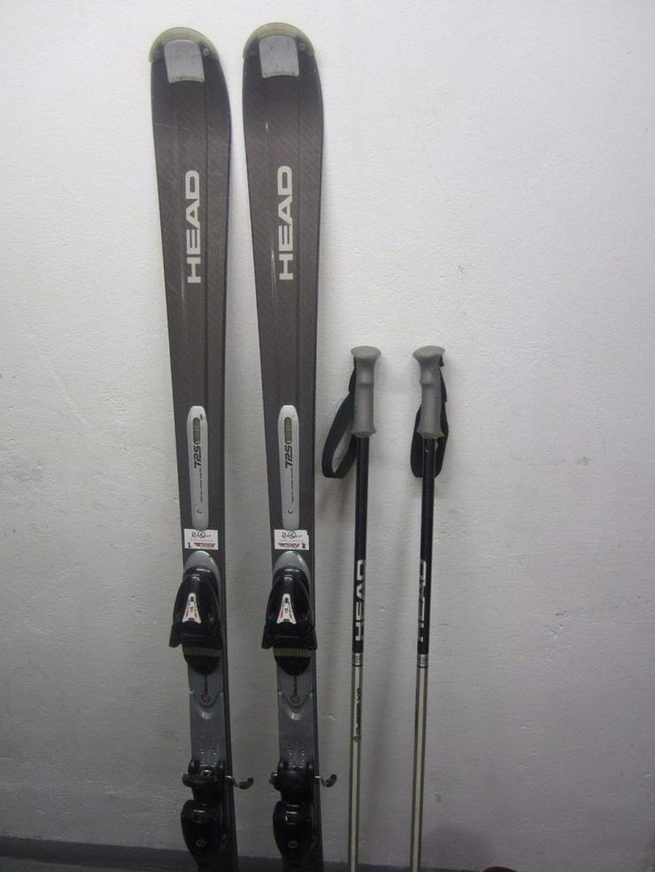 Alpinski Ausrüstung von HEAD