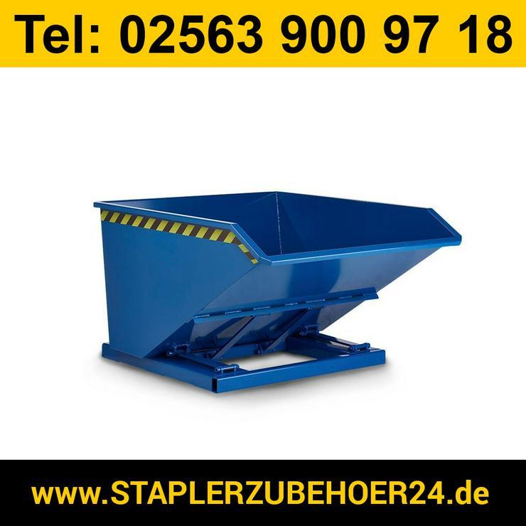 Muldenkipper / Kippbehälter Typ RTK