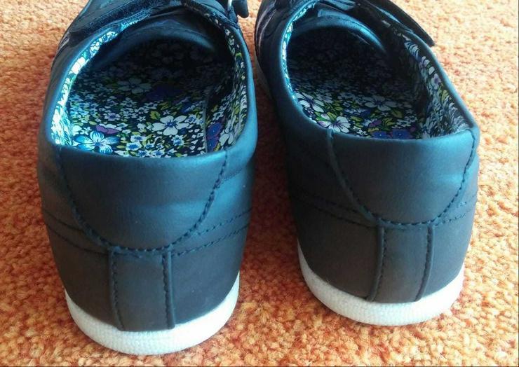 Bild 2: Damen Schuhe Federleicht Klett Slipper Gr.38