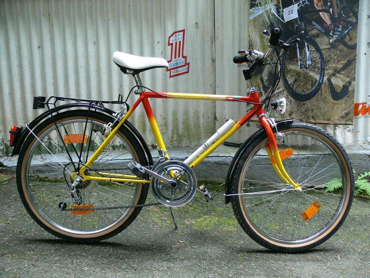 Jugend - Fahrrad von CHALLENGE mit 10 Gang - Kinderfahrräder - Bild 1