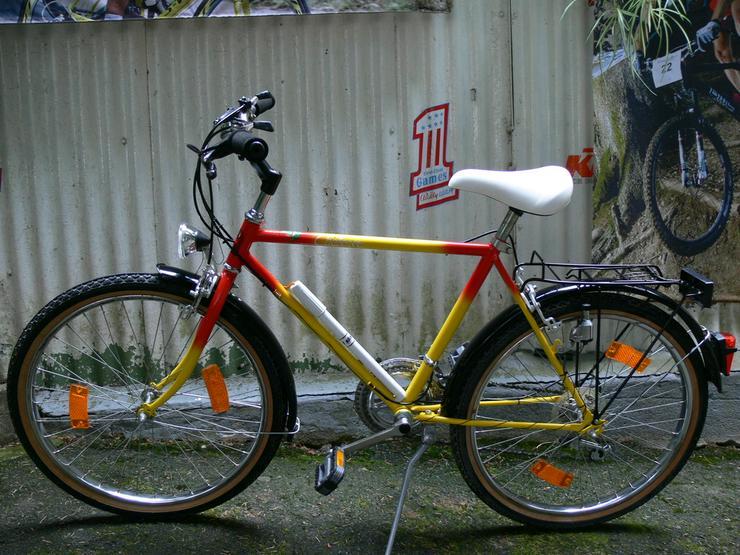 Bild 5: Jugend - Fahrrad von CHALLENGE mit 10 Gang
