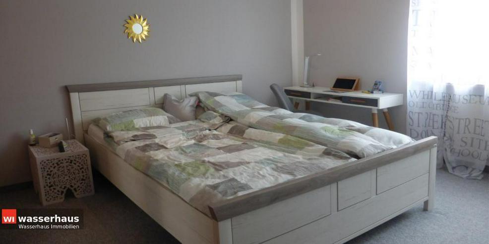 Bild 10: 2 Zimmer mit Südbalkon, EBK, Bad mit Wanne und extra breiten TG Stellplatz