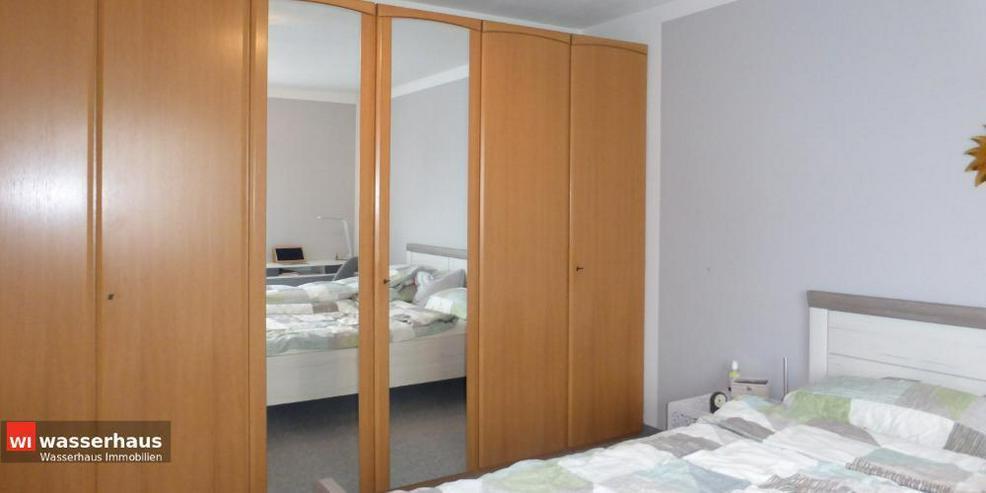 Bild 11: 2 Zimmer mit Südbalkon, EBK, Bad mit Wanne und extra breiten TG Stellplatz