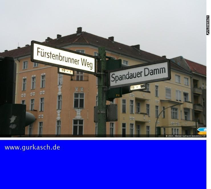 Berlin ... Berlin ... Charlottenburg ... !!!! - Wohnung kaufen - Bild 1