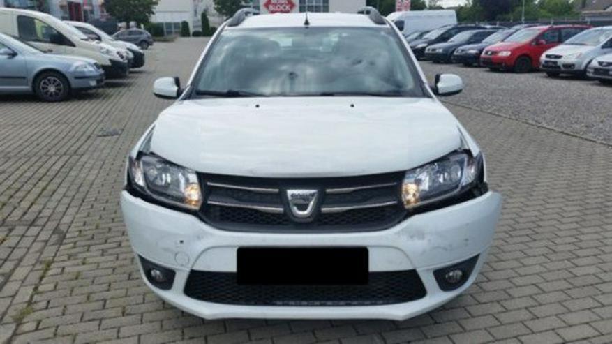 Dacia Logan MCV TCe 90 Laureate / KLIMA /