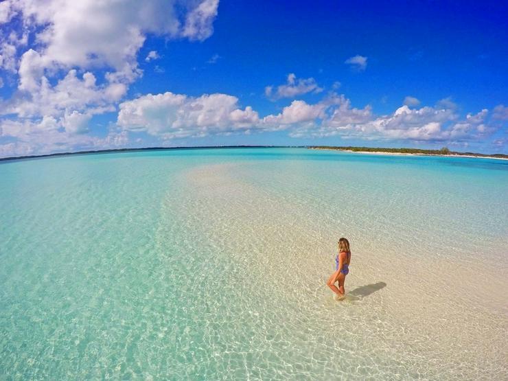 Mitsegeln Bahamas, Exumas