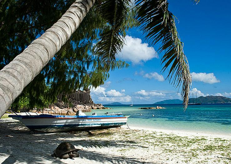 Bild 1: Yachturlaub Seychellen Nov 2019
