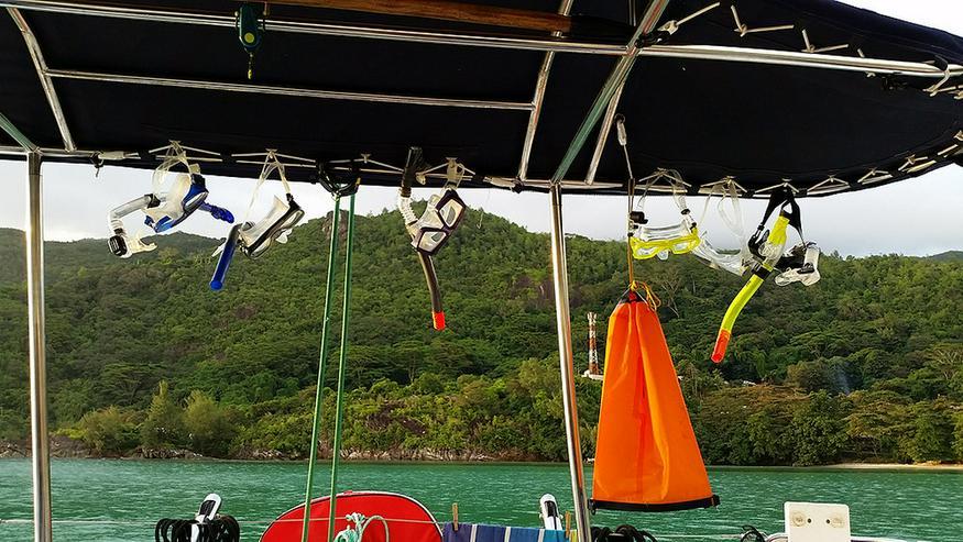 Bild 4: Yachturlaub Seychellen Nov 2019