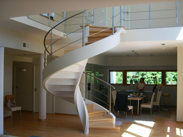 Bild 2: Betontreppe - Massive Treppen aus Blähton