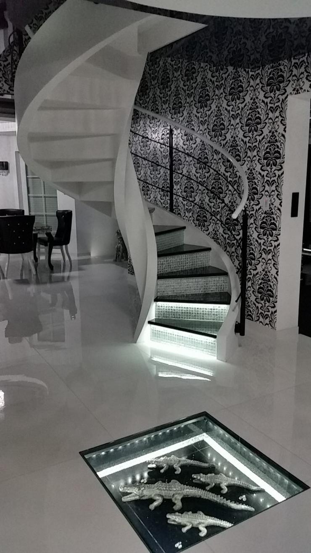 Bild 5: Betontreppe - Massive Treppen aus Blähton