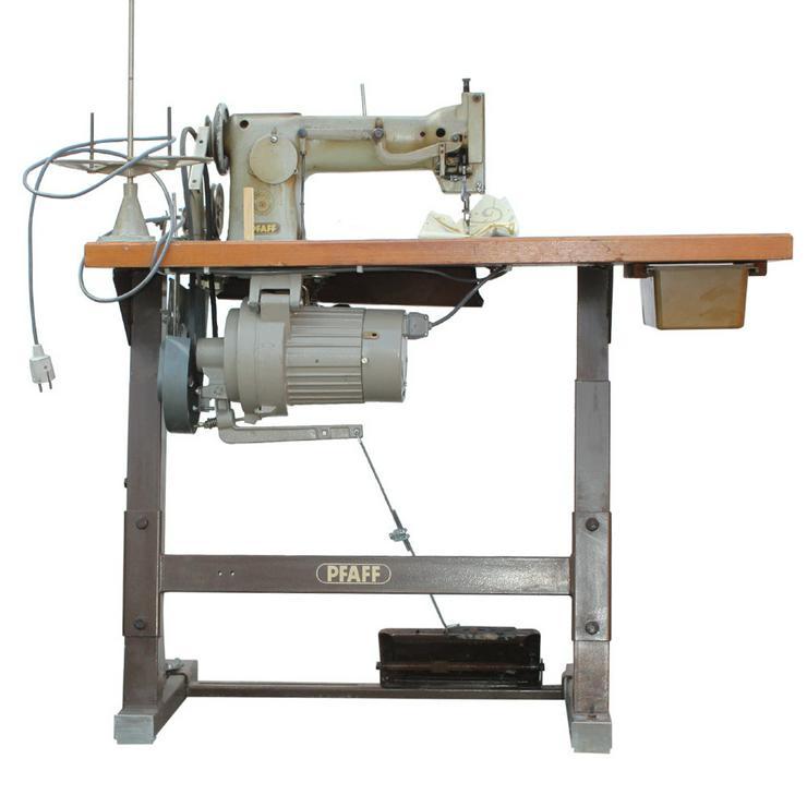 Pfaff Einnadel Industrie-Nähmaschine