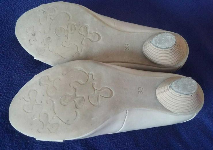 Bild 4: Damen Schuhe Pumps im eleganten Design Gr.39