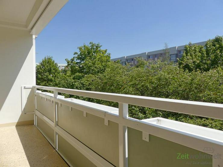(EF0405_M) Dresden: Kleinpestitz/Mockritz, funkelnagelneu möblierte 3-Zimmer-Wohnung mit ...