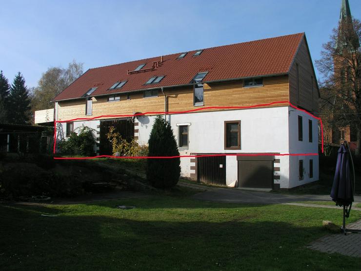 Atelier/Studio/Lager (200qm teilbar)im Bauerhof