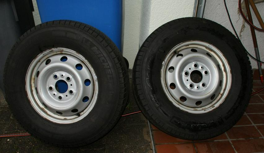 Sommer und Wintereifen - Nutzfahrzeug Reifen & Felgen - Bild 1
