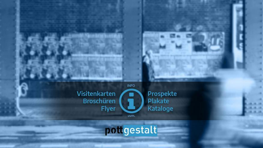 Sie Wollen Visitenkarten Flyer Plakate Etc In Essen