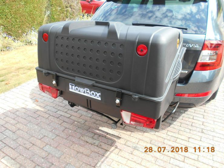 Towbox Gepäckbox  599€ incl