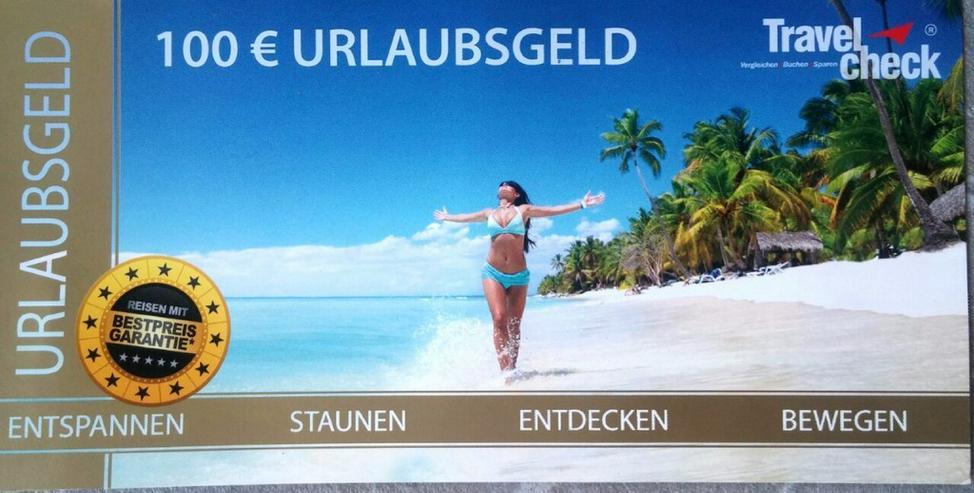 Reisegutschein 100€ G bis 31.12.2018 Trave