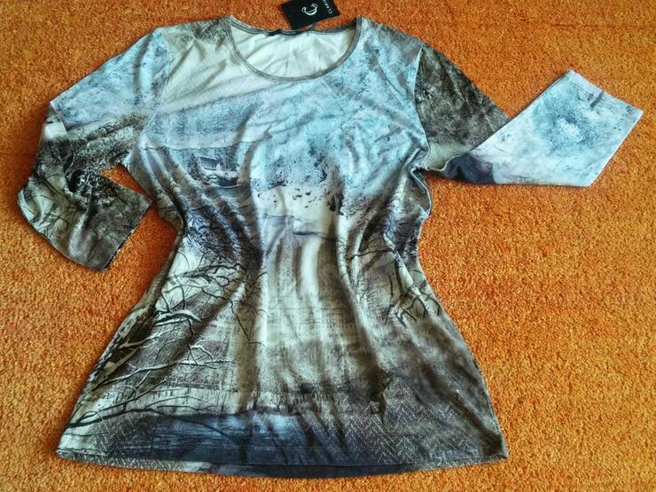 NEU Damen Shirt Stretch leicht Gr.40 29,95#0xA4