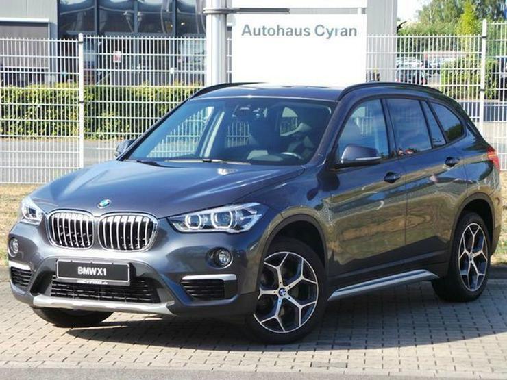 Bild 2: BMW X1 sDrive18d xLine Aut. Head-Up AHK Navi EU6