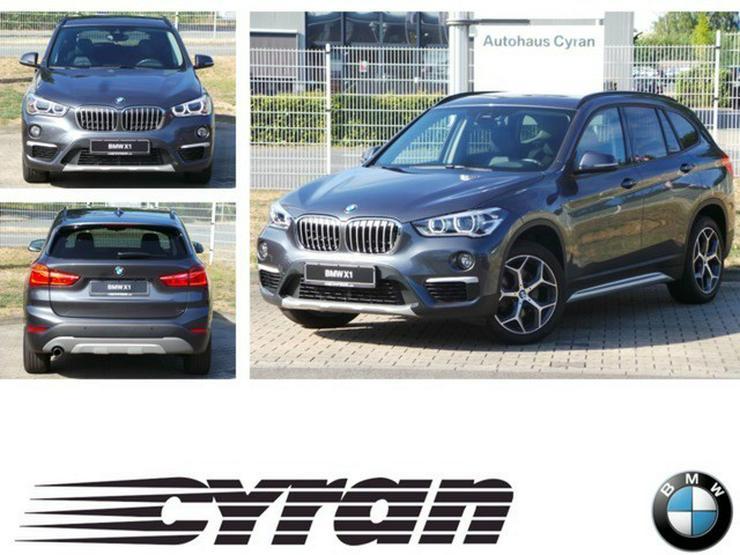 BMW X1 sDrive18d xLine Aut. Head-Up AHK Navi EU6
