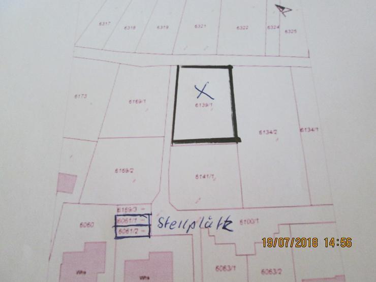 Bild 2: Grundstück am  Metzinger Weinberg
