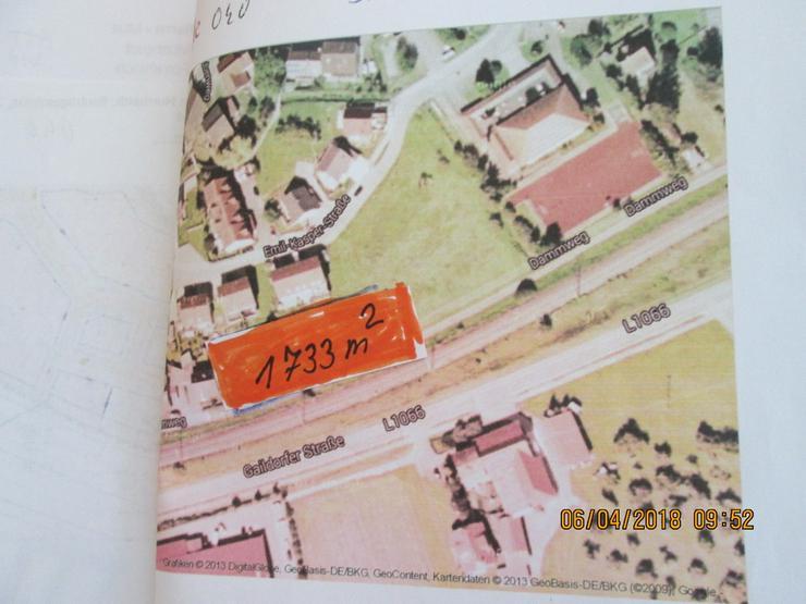Bild 2: Bauplatz in Murrhardt 89 Euro pro qm
