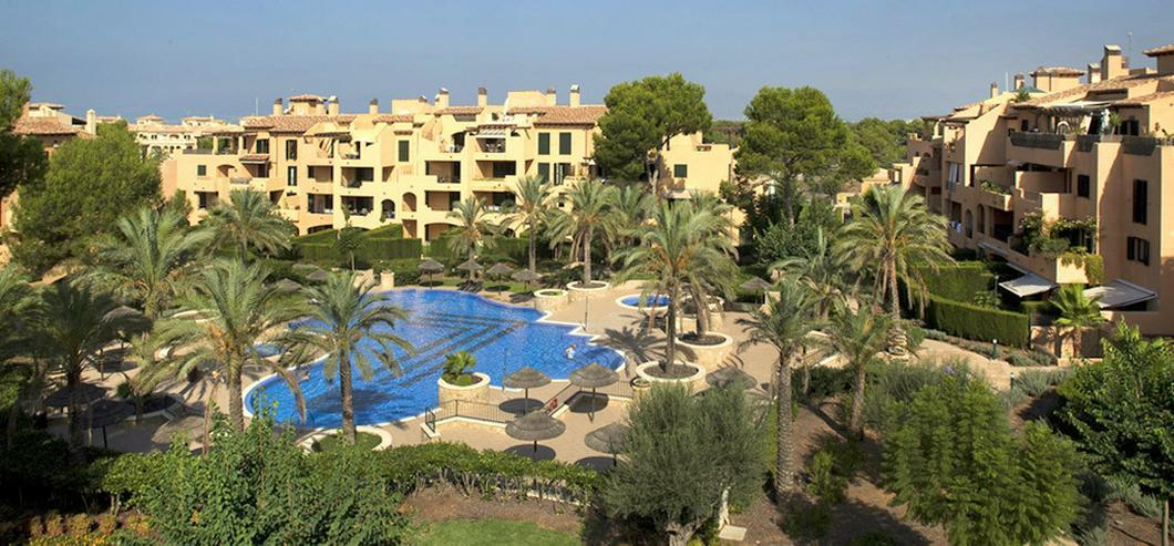 Apartment in luxuriöser Wohnanlage auf Mallorca - Wohnung mieten - Bild 1