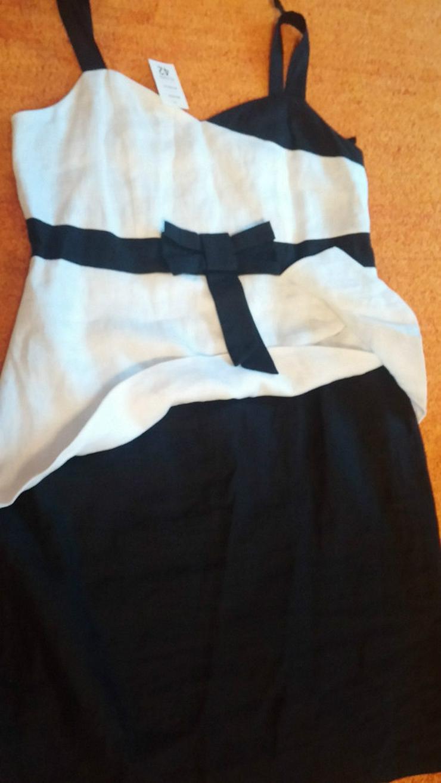 Bild 2: NEU Damen Kleid Leinen Sommer Gr.42