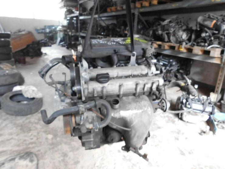 Bild 2: Teile Verkauf Motor vom Golf 4