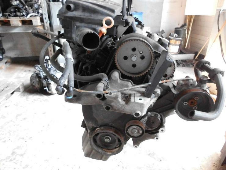 Bild 3: Teile Verkauf Motor vom Golf 4
