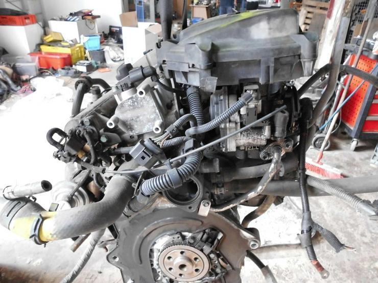 Bild 4: Teile Verkauf Motor vom Golf 4