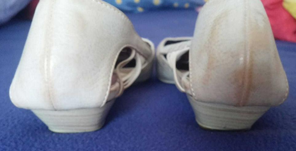 Bild 3: Damen Schuhe Sommer Ballerina Gr.39 Betty May