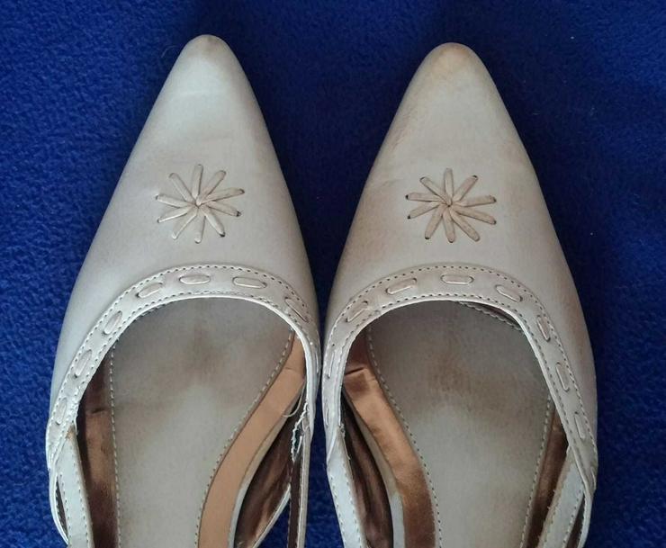 Bild 4: Damen Schuhe Sommer Ballerina Gr.39 Betty May