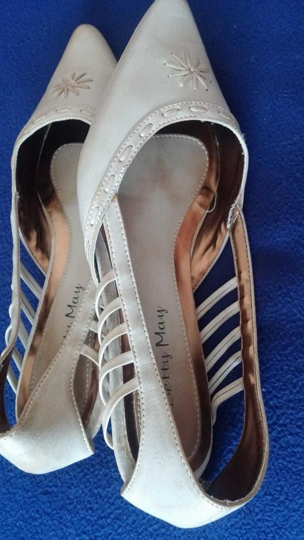 Bild 5: Damen Schuhe Sommer Ballerina Gr.39 Betty May