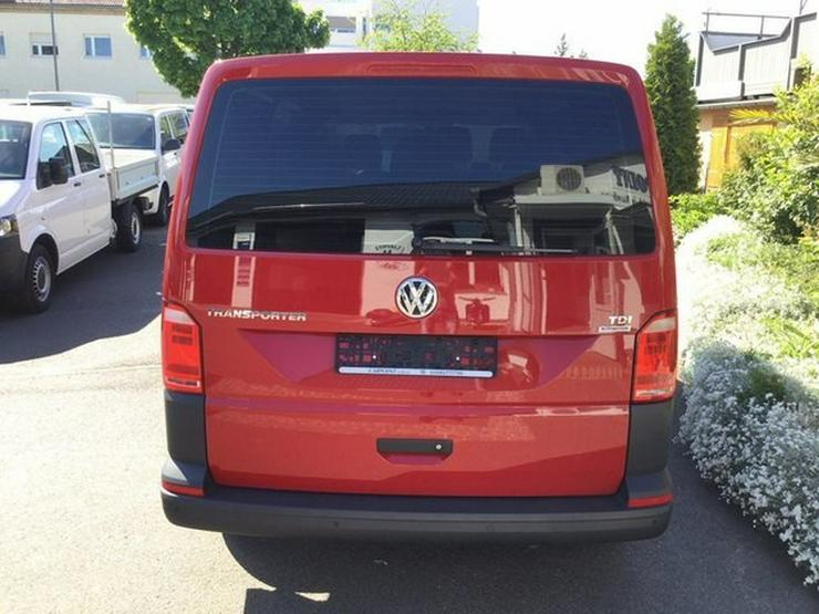 Bild 5: VW T6 9Sitzer Klima PDC ZV RDC TÜV Siegel
