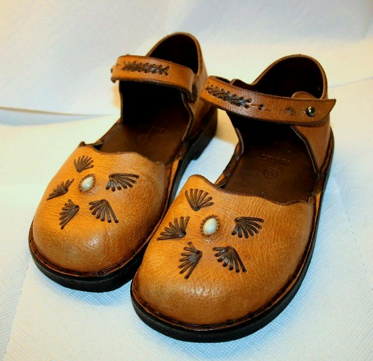 Damen Schuhe,Sandalen,Leder Hand Made