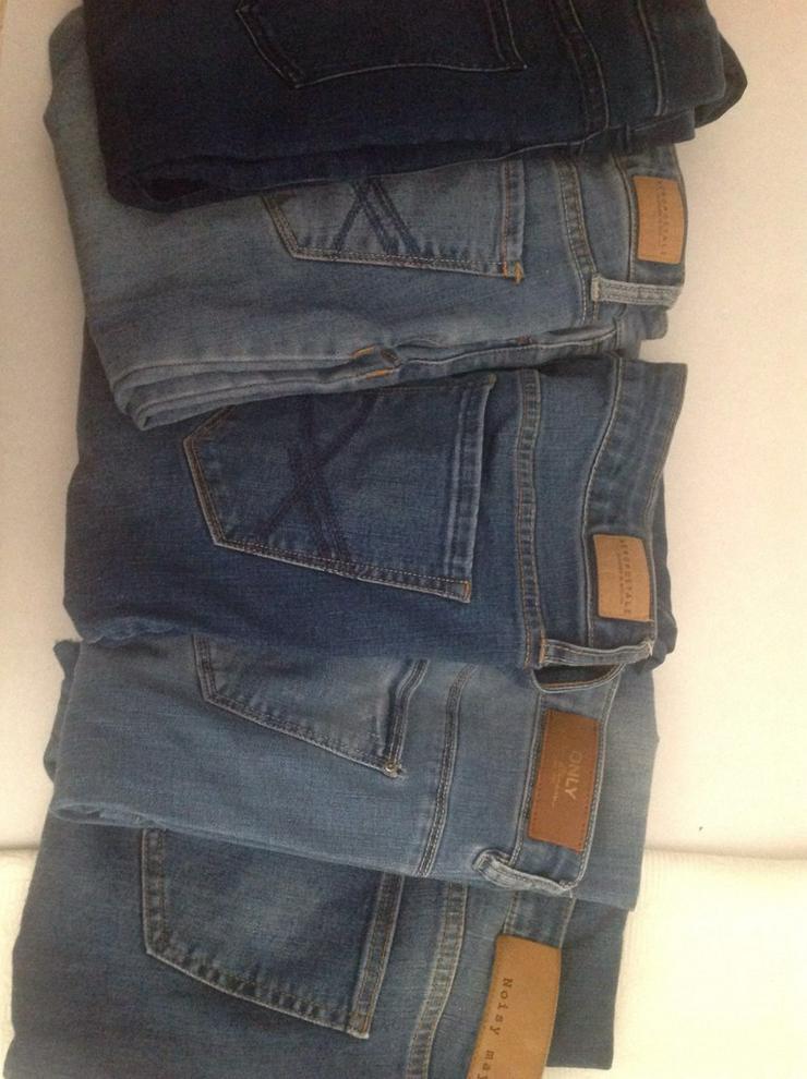 Bild 3: 5 Jeans, Jeggins, W29 - W31/ 40- 42
