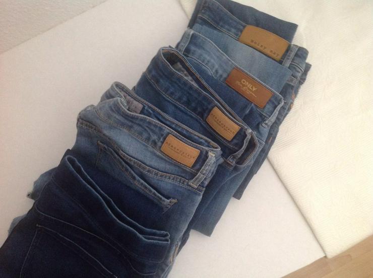 5 Jeans, Jeggins, W29 - W31/ 40- 42 - Bild 1