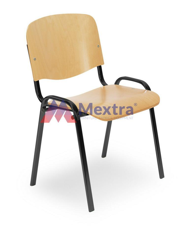 Konferenzstühle ISO wood