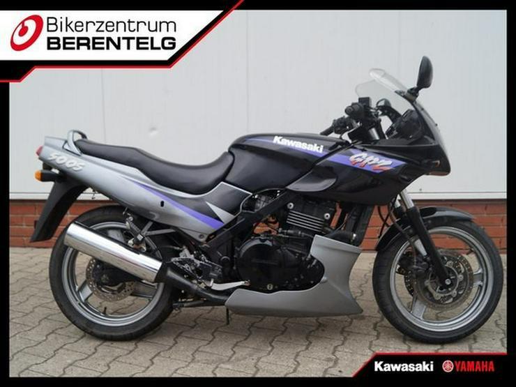 KAWASAKI GPZ 500 S GPZ 500S EX500D HU NEU & Qualitätscheck - Kawasaki - Bild 1